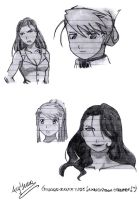 FMA-Women by AryYuna