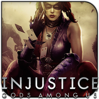Injustice Gods Among Us by griddark
