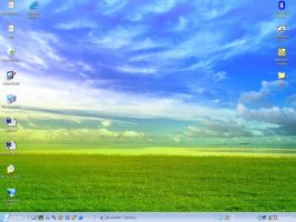 my current desktop by choobkr