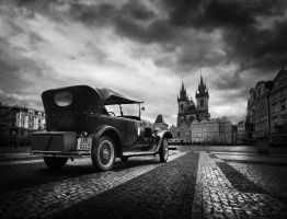 vintage prague.. by almiller