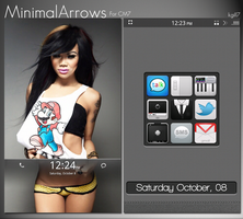 MinimalArrows For CM7 by kgill77