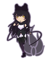 Don't be so dramatic [Blake Belladonna] by CaptainTimber