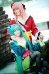 Vocaloid - Butterfly And Flower by aco-rea