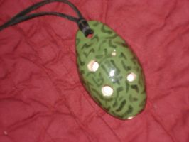 Squiggle Ocarina by Taedyn