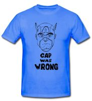 Cap was wrong by Leandro-Damasceno