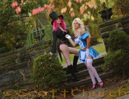 Alice in Wonderland VI by AlexiaPik