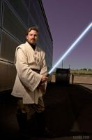Obi-Wan lookalike by TonyTK300