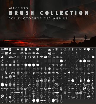 ArtofSerg Brush Collection v2 by ArtofSerg