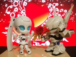 MECHA LOVE by artlim21