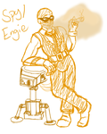 WIP - TF2 Fusion: Spy/ Engineer by TFP-Ratchet123