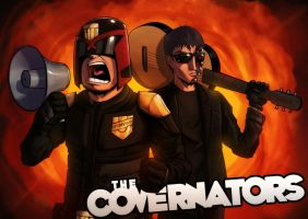 theCovernators by DevilHS