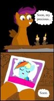 As Obsession Grows by VincenttheCrow