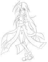 Ilse Lineart for CGD by Xenosnake