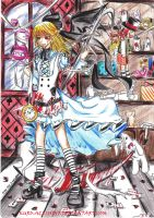 sadistic alice by kuro-alichino