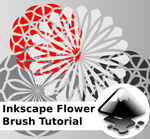 How to make flower brushes by naught101