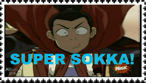 Super Sokka Stamp by wizardwonders6