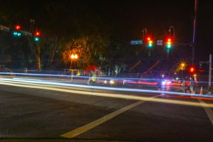 Night Photography Traffic July 4, 2015 5 by ENT2PRI9SE
