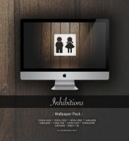 Inhibitions -Wallpaper Pack- by CayaStrife