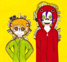 Neuro Yako Matryoshka by pitchperfect