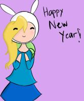 Happy New Year!! by fionnceline