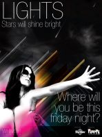 Stars will shine bright. by iamcadence