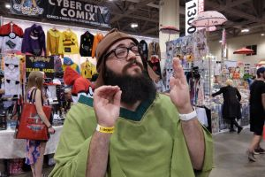 When you see another Pacha Cosplayer just right by 1337gamer15