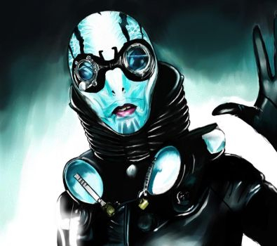Abe Sapien by Meags