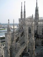 Milan06 by ForestGirlStock