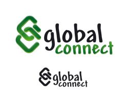 Global Connect Logo by beanarts