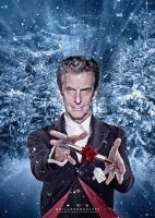 Doctor Who - Titan Comics: Twelfth Doctor Holiday by willbrooks