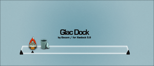 Glac Dock by Gocom