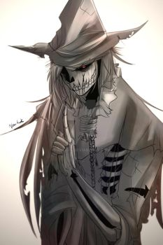 Scarecrow by Annd-s