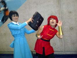 The Awesome Ranma Group 13 by Jarrahwhite
