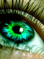 Green Eye by ParamorePixie