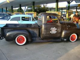 sonic car show Rat Rod 3 by Perceptor