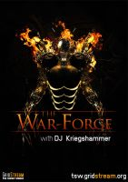 The War-Forge - Show Poster by Lykeios-UK