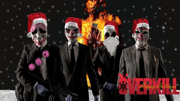 Payday: The Holidays by Mrwalken
