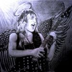 Randy Rhoads Angel II by aerokay