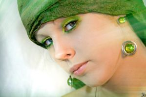 green jewellery by KiaraBlackPhotograph