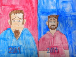 Ethan Nicolle: 10 years later by BARproductions