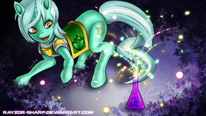 Lyra with 99 Herblore by Rayzoir