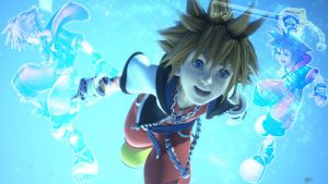 Sora Wallpaper by YunieSummoner