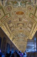 The Vatican Museum by gemalynn