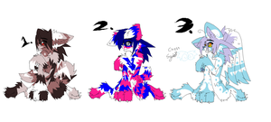 Adoptables :Draw to Adopts: open: by Gay-Kid
