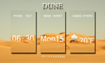 Dune Phone Screenshot by jlfarfan