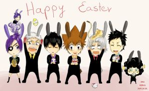 KHR Easter by Dodus-Taichou