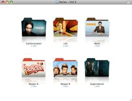Movie Folders - 6 more by brz