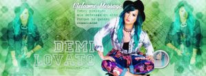 Demi Lovato~ by xBonbons