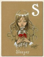 S is for Sleeper by Disezno
