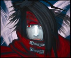 Vincent Valentine by Katay